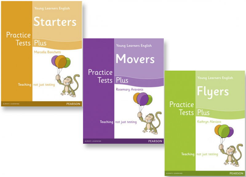 Practise Test Plus Saters - Movers - Flyers