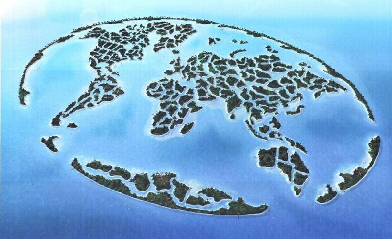 Quần đảo World, Các tiểu vương quốc Ả Rập thống nhất