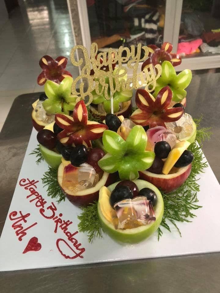 Rau câu trái cây Tâm Liêu