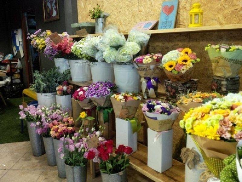 Shop hoa Huyền Vân