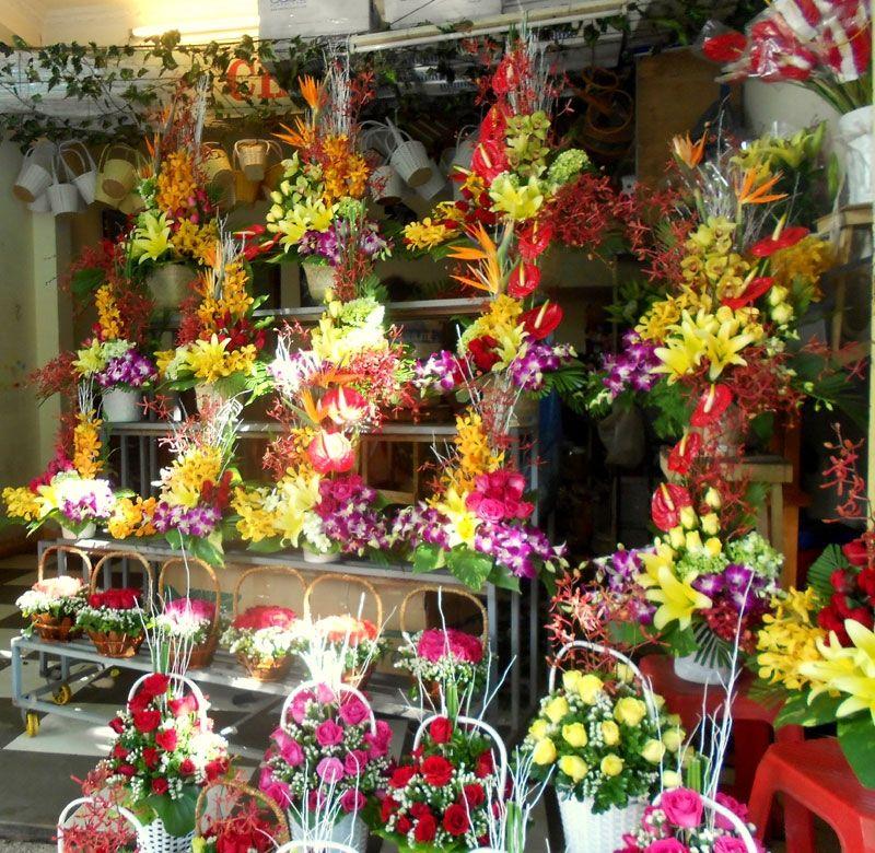 Shop hoa tươi Thanh Huyền