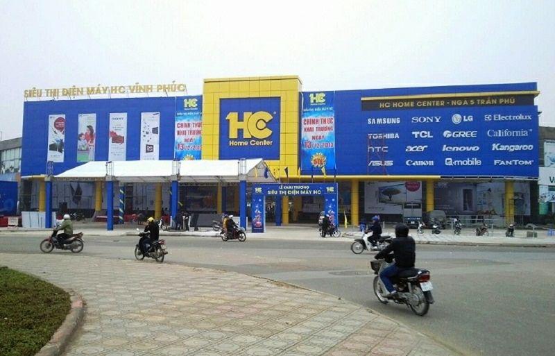 Siêu thị Điện máy HC