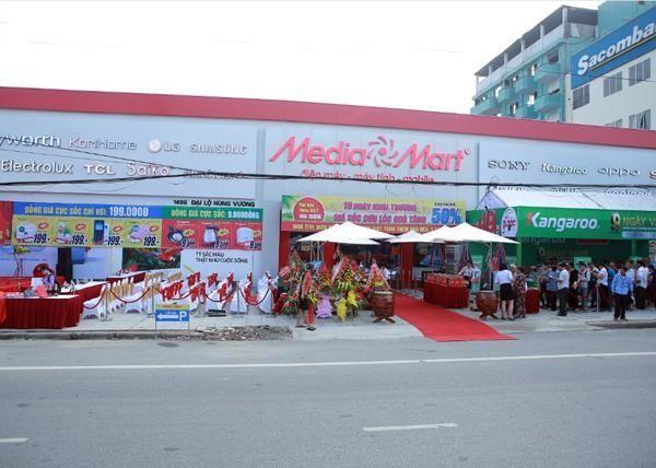 Siêu thị MediaMart  Vĩnh Phúc