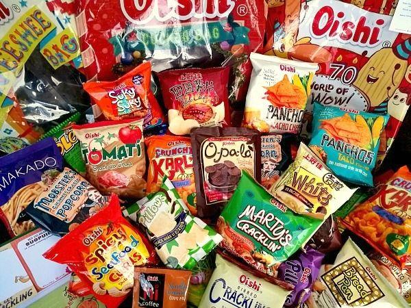 Snack Oishi