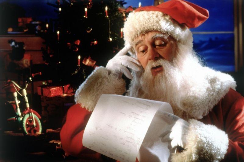 Số thư ông già Noel nhận được mỗi năm