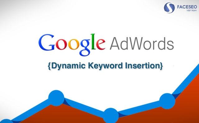 Sử dụng các từ khóa động cho quảng cáo Google Adwords
