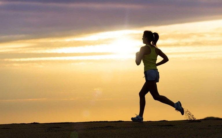 Tập thể dục trong ngày