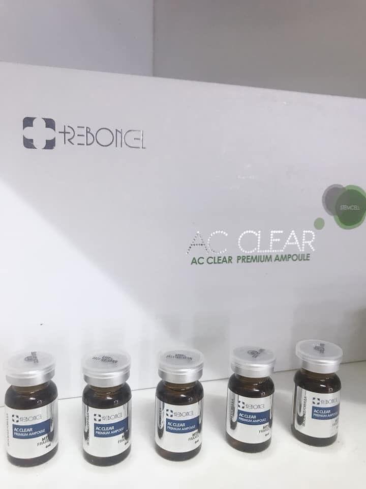 Tế bào gốc trị mụn Reborncell GA AC Clear Ampoule