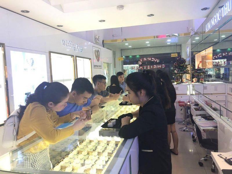 Tiệm vàng Kim Ngọc Thủy