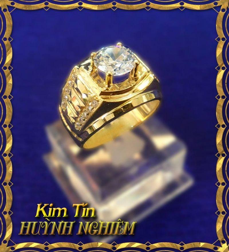 Tiệm vàng Kim Tín Huỳnh Nghiêm
