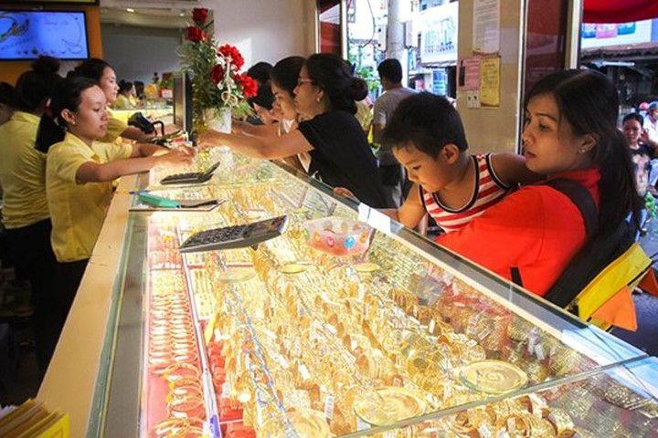 Tiệm vàng Mi Hồng