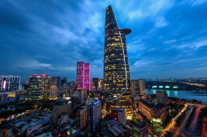 Tòa nhà hình tháp Bitexco
