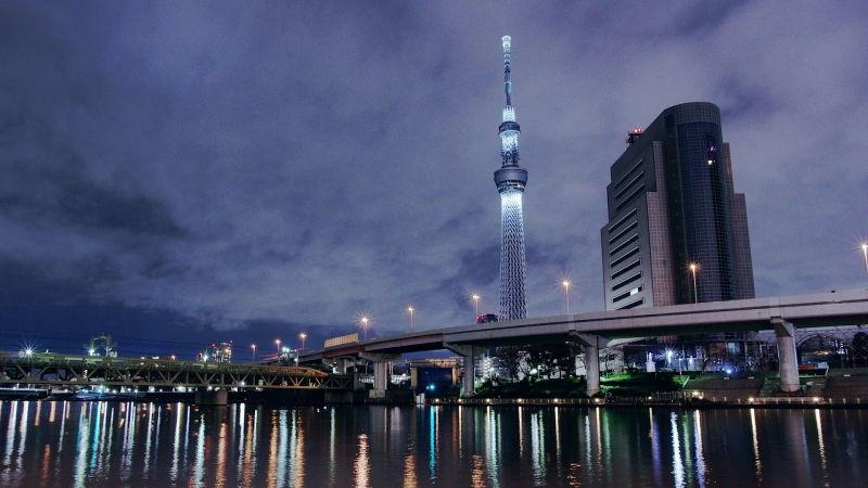 Tokyo Skytree - Nhật Bản