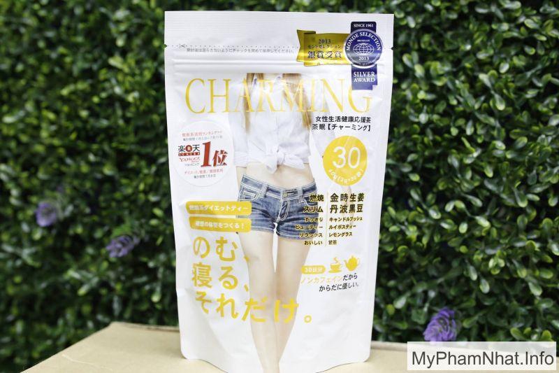 Trà Giảm Cân Charming Tea