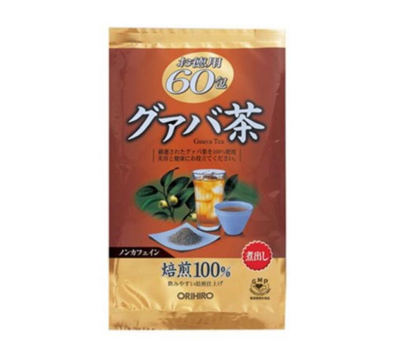 Trà Giảm Cân Tinh Chất Lá Ổi Orihiro Guava