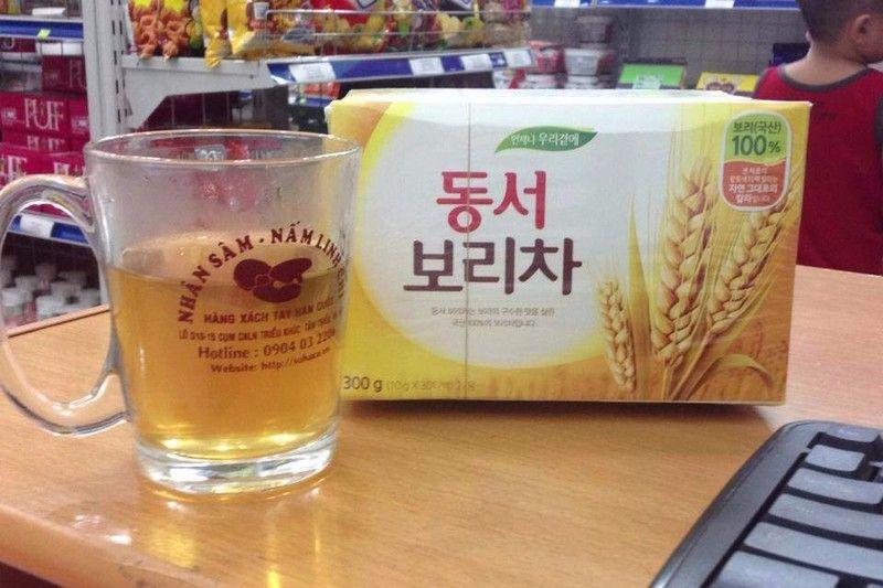 Trà lúa mạch nhúng DONGSUH Hàn Quốc