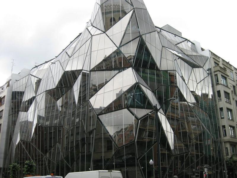 Trụ sở sở y tế Basque ở Bilbao