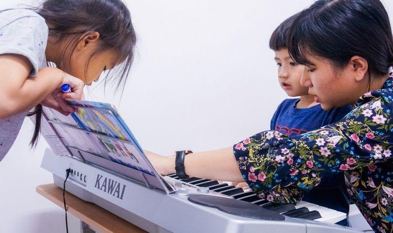 Trung tâm âm nhạc Việt Thương Music school
