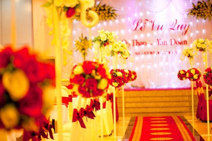 Trung tâm sự kiện tiệc cưới Thung Lũng Cá