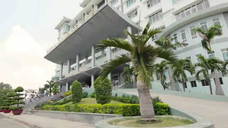 Trường ĐH KHTN (ĐH Quốc gia TP.HCM)