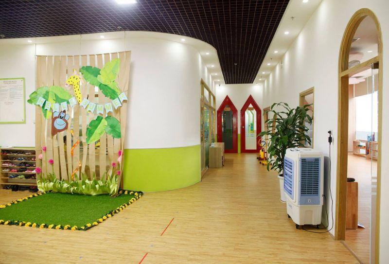 Trường Mầm Non Quốc Tế  Baby House Montessori