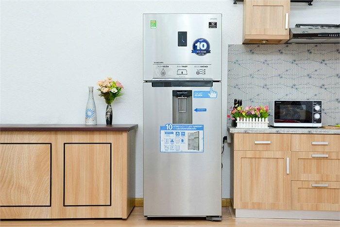 Tủ lạnh 372 lít Samsung RT38FEAKDSL
