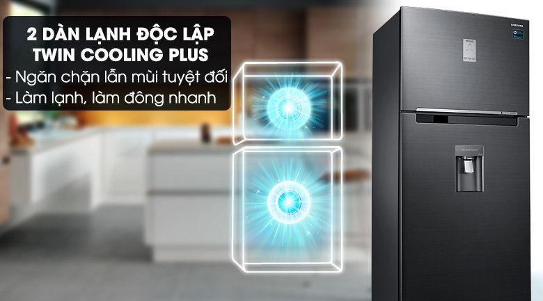 Tủ lạnh Samsung Digital Inverter 502L RT50K6631BS/SV