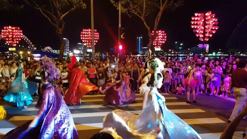 Vũ hội đường phố Tết Nguyên đán 2019