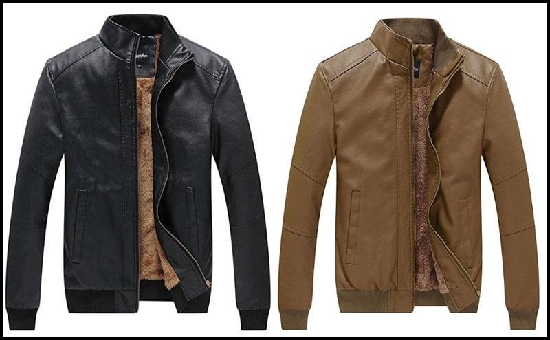 Xưởng may áo khoác da