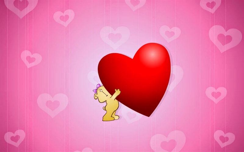 Ý nghĩa hình ảnh trái tim ngày Valentine