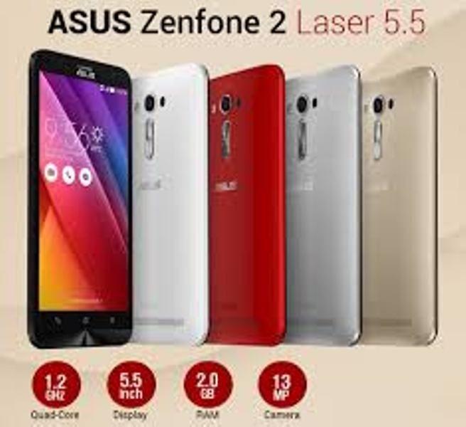 Zenfone 2 laser 5.5 icnh