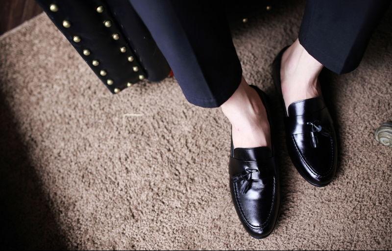 Cởi giày