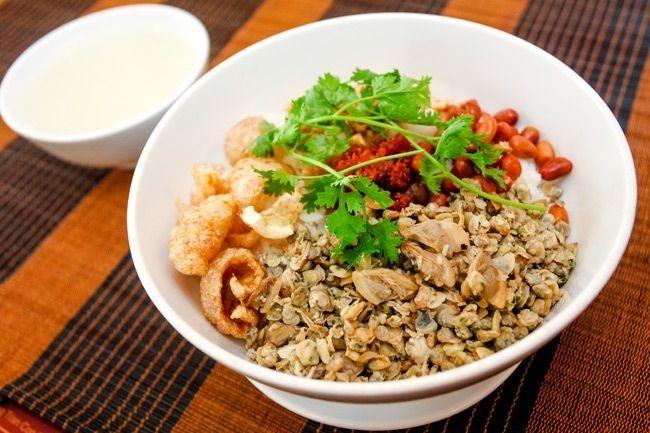 Cơm Hến chợ Phú Lộc