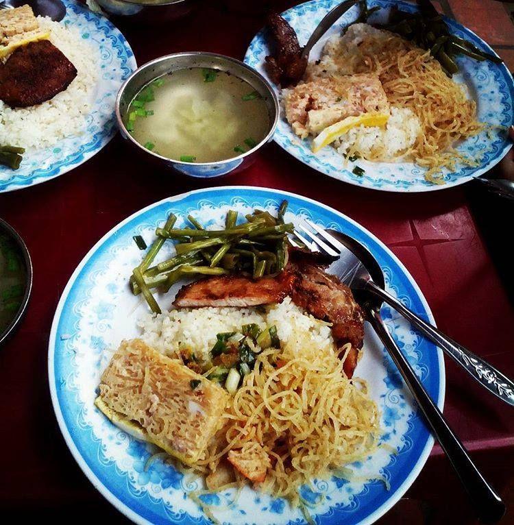 Cơm tấm Trương Định