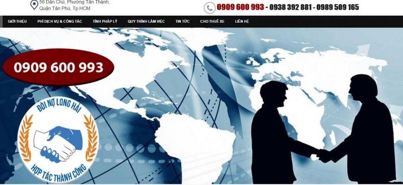 Công Ty CP Dịch vụ đòi nợ Long Hải