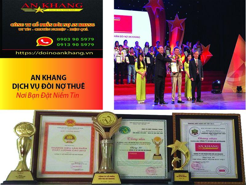 Công ty CP Dịch vụ đòi nợ An Khang