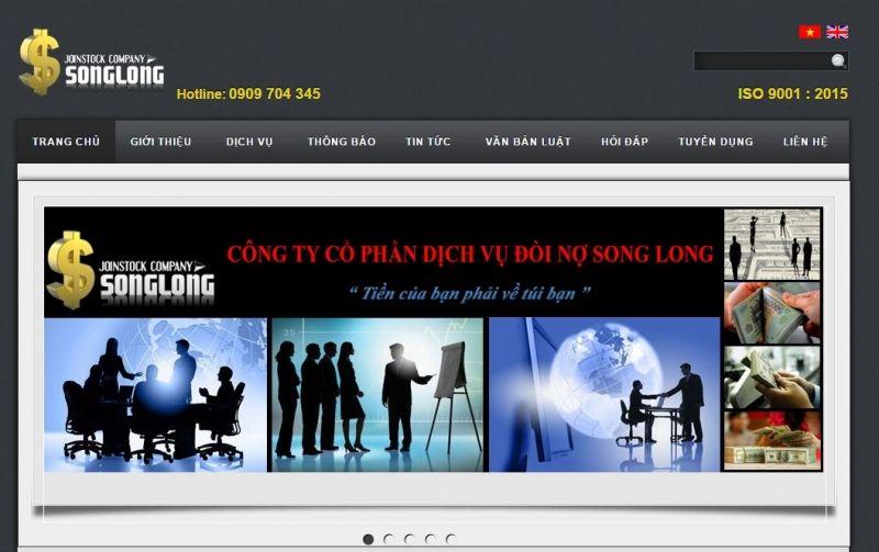 Công ty CP Dịch vụ đòi nợ Song Long