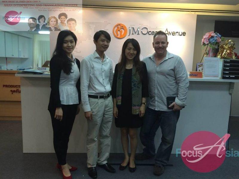 Công ty Dịch Thuật và Phiên Dịch Châu Á