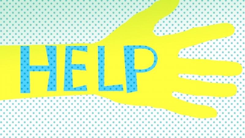 Giúp đỡ mọi người