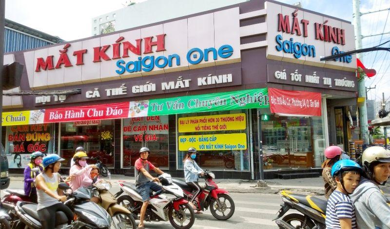 Mắt kính Sài Gòn One