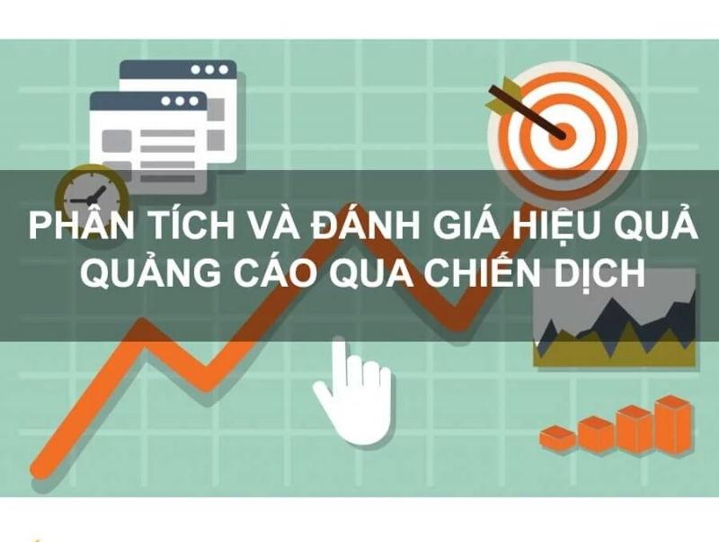 Phân tích và đánh giá quảng cáo qua các chiến dịch