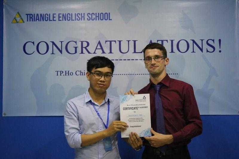 Triangle English
