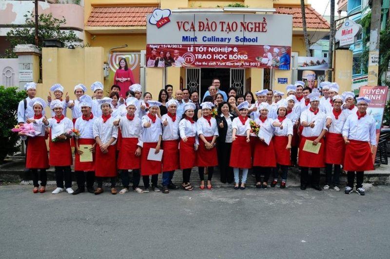Trường đào tạo nghề bếp VCA (Tên Cũ Mint Culinary)