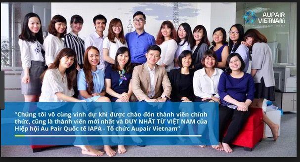 Aupair Việt Nam