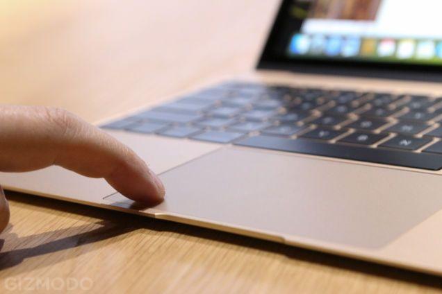 Bàn rê chuột Touchpad to 2 lần các phiên bản Macbook Pro cũ