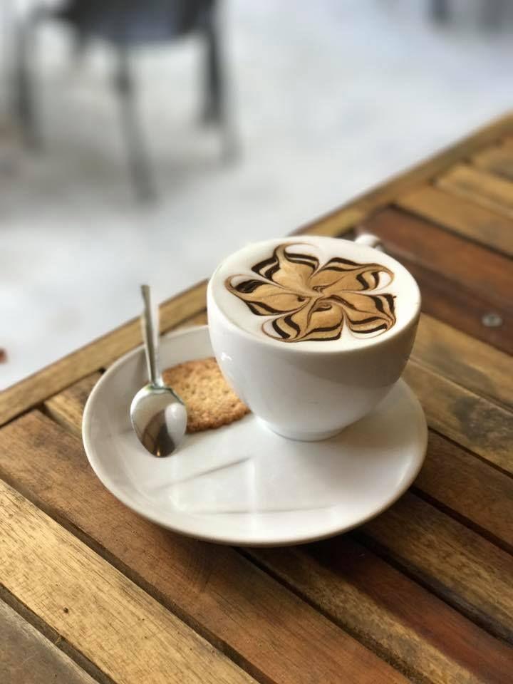 Cabin Coffee - Capuccino