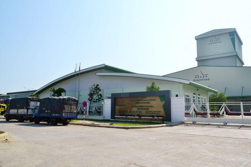 Công ty cổ phần Greenfeed Việt Nam – Chi nhánh Bình Định