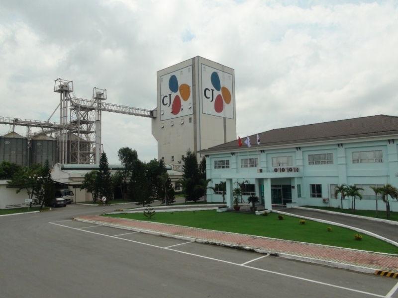 Công ty trách nhiệm hữu hạn CJ Vina Agri