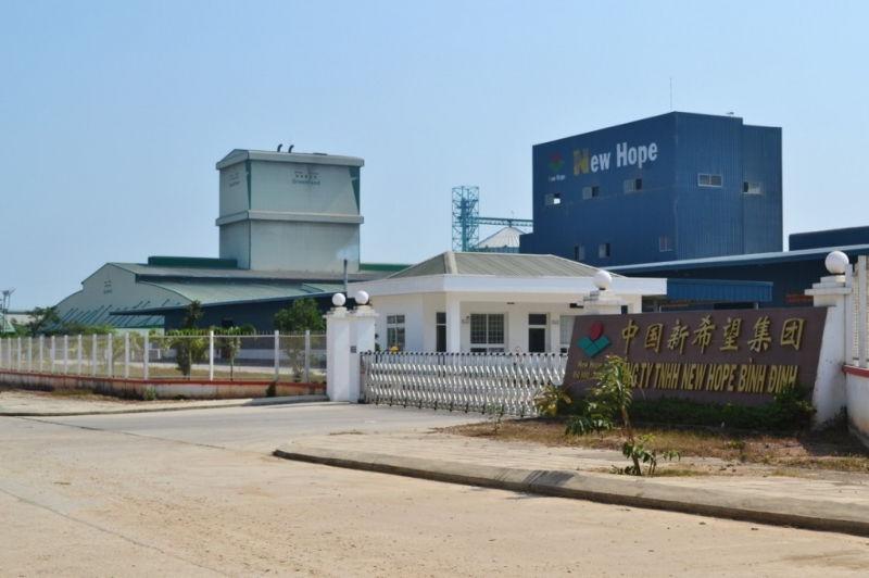 Công ty trách nhiệm hữu hạn New Hope Bình Định