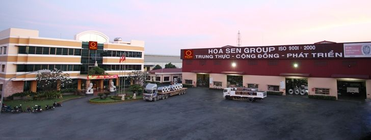 Công ty trách nhiệm hữu hạn một thành viên Hoa Sen Bình Định